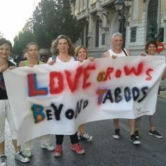 Athens Pride 2014 – Love Grows Beyond Taboos