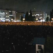 Pressenza: Demonstrations against the ECB in Athens and Thessaloniki