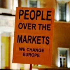 Pressenza: People over the markets