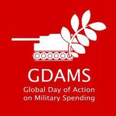 13.04.2014 Παγκόσμια ημέρα δράσης για τις στρατιωτικές δαπάνες