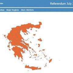 Οδεύοντας προς το δημοψήφισμα: Το πορτοκαλί είναι το χρώμα της έμπνευσης